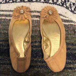 Coach Women's Ariza Nubuck Ballet Flats 6
